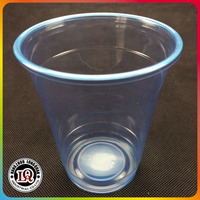 12oz Clear Plastic Custom Printed Plasic Cup
