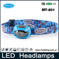 Brightest & Best Headlamp Fishing light with Red LED Light for Running, Camping, Reading, Fishing, Hunting Waterproof