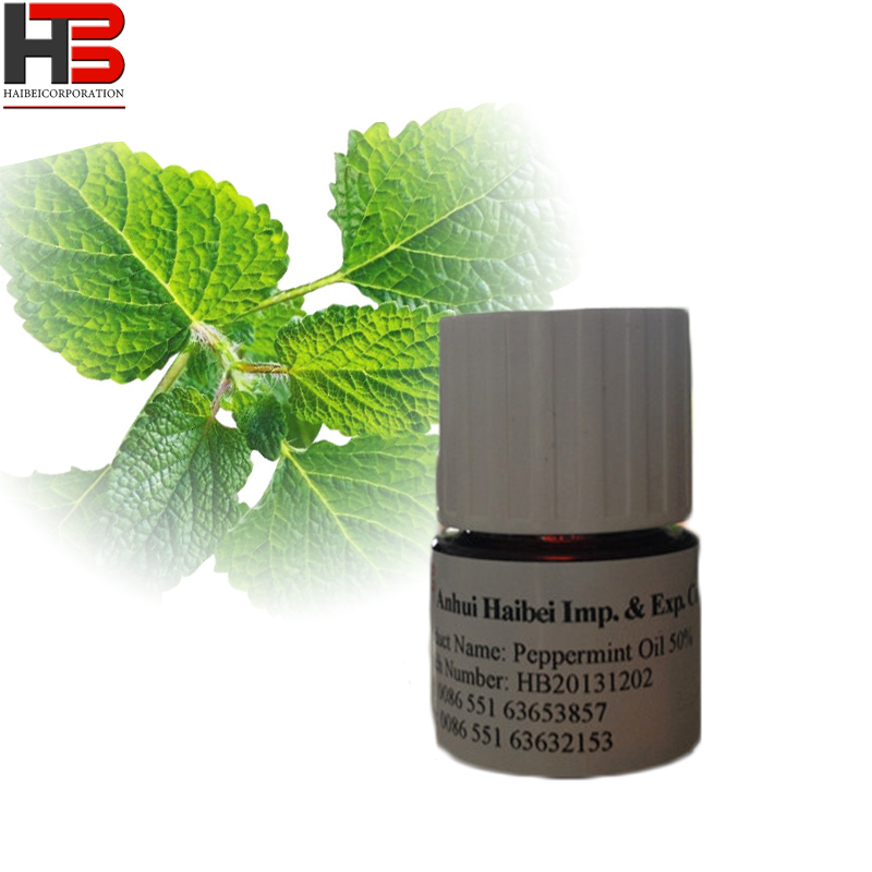 Peppermint oil Pure Organic&Natural Mentha piperita oil