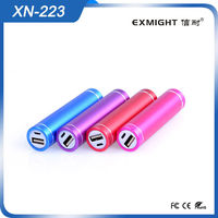 free sample! Mini legoo 2600mAh Power Bank for Smart Phone ,2600mah power bank