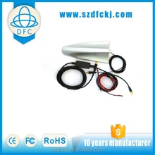 14dbi high gain DFC new brand good quality gps dvb-t function the shark fin antenna for Ford F-150