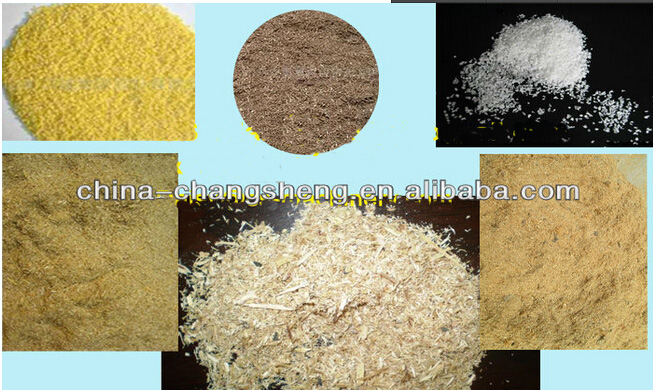 CS animal feed pellet machine