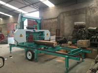 Mobile Log To Cut Lumber Sawing Band Saw Sawmill For Sale