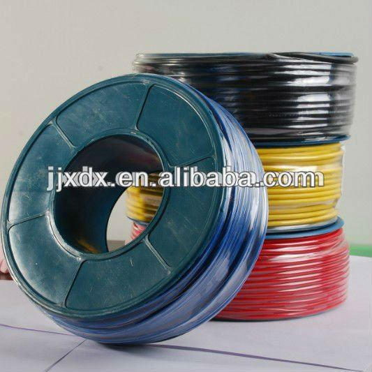 electrical house wiring materials single core wire