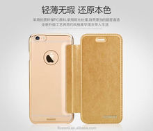 FL3650 Xundd Newest ultra thin Flip Leather Case For iPhone 6 Plus,For iPhone 6 Leather Case