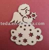 Buy Round ceramic angel pendant Porcelain angel hanging decoration ...