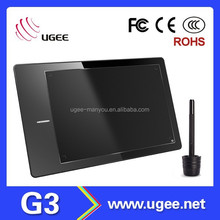 UGEE G3 writing Digital art designer used tablets for school teaching