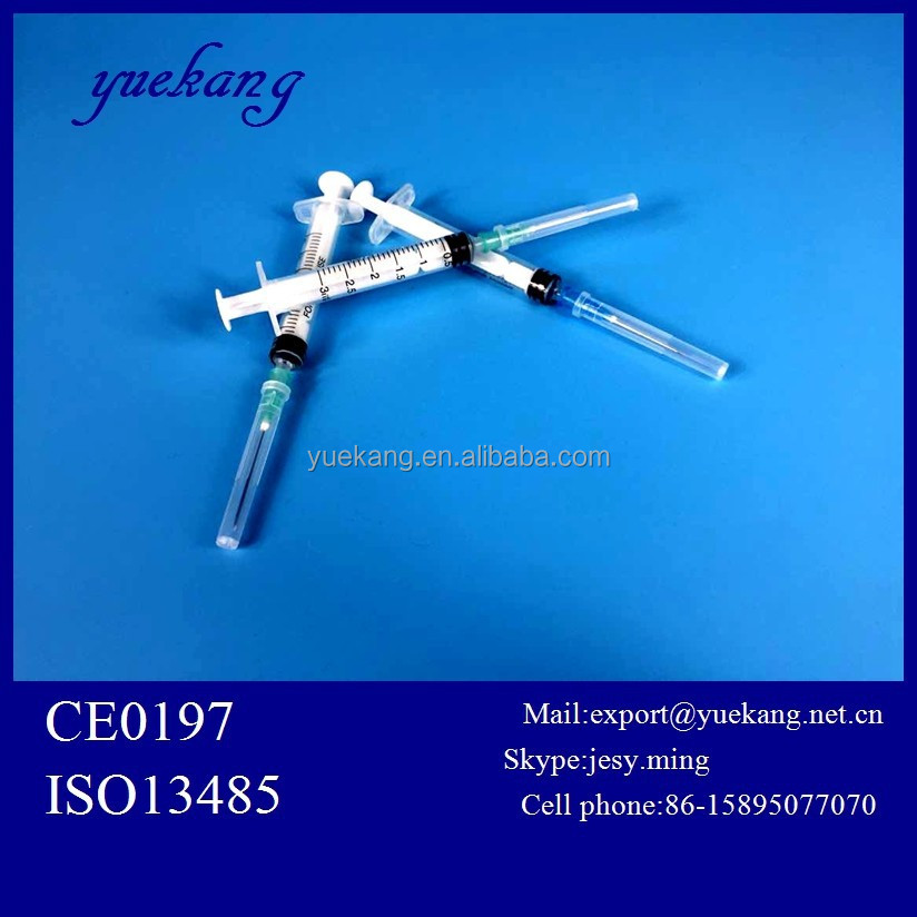 3ml disposable enema syringe of syringe making machine