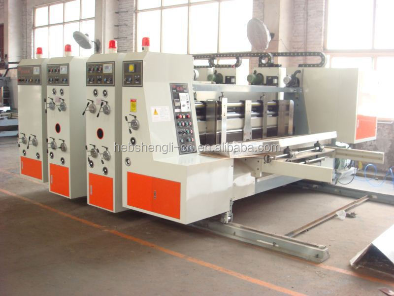 corrugated corrugated board cuting machine