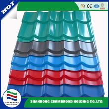 corrugated prepainted galvanized steel coils roofing panels