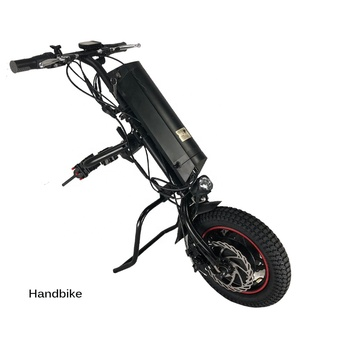 36v 350w hot sell used quickie wheelchair in wheel motor with 10.4Ah li-ion battery