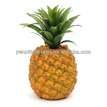 Artificial pineapple Large - Plastic Decorative Fruit fresh ananas Fake