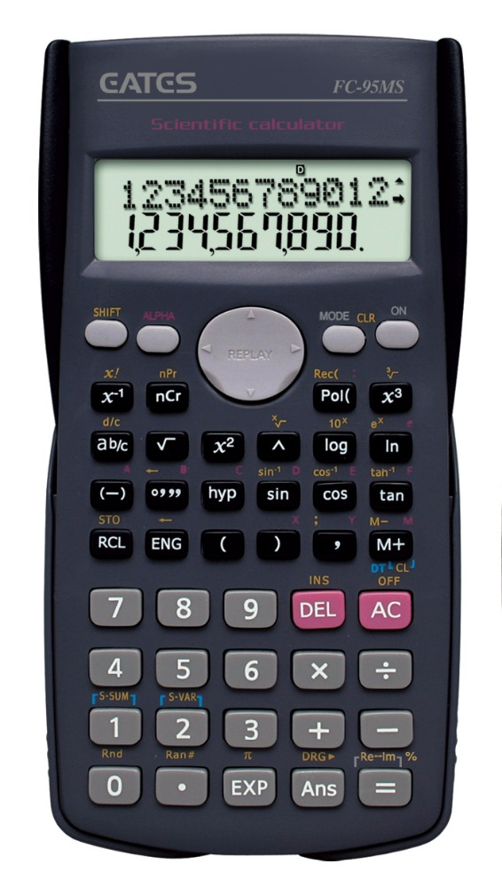 Customized New Scientific Calculator FC-95MS with 244 Function