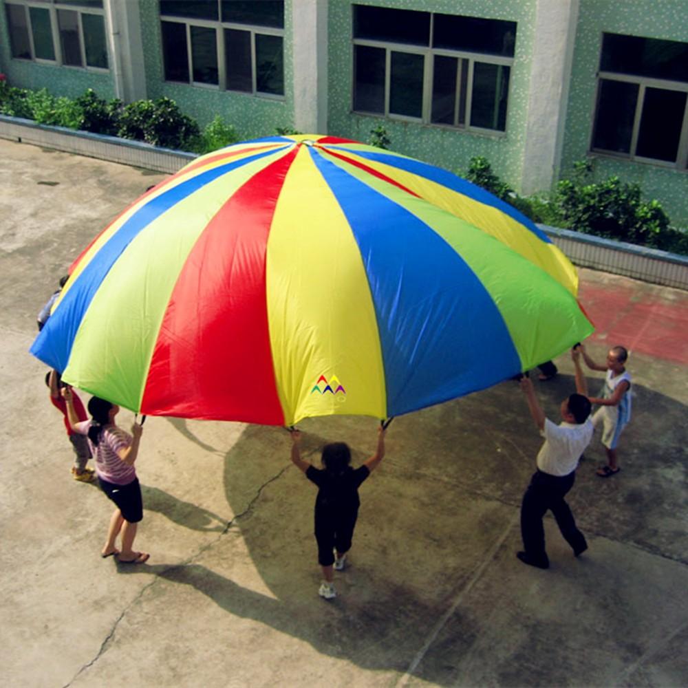 Как сшить парашют из ткани