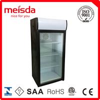 130L Restaurant Equipment Kitchen Wine Display Refrigerator