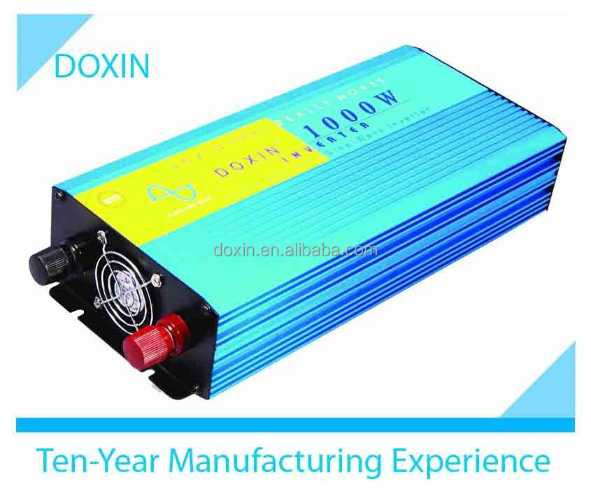wind power dc to ac power inverter 1000w 50hz/60hz solar inverter
