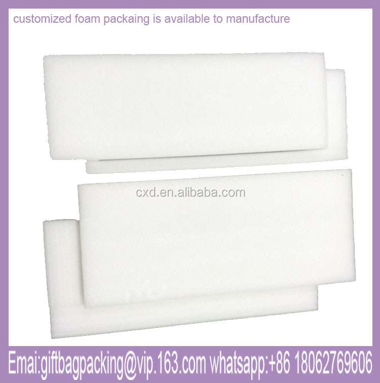 customized molded eco-friendly foam packaging