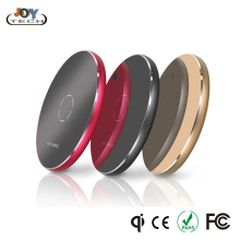 10W Fast wireless charging high quality wireless charger cell phone charging pad