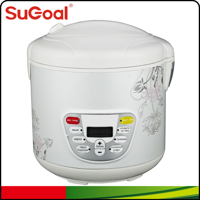 Hot Selling Sugoal 3L or 4L Multi functional electric Rice Cooker