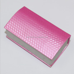 YT4044 2015 Pink cute aluminum folding glasses case