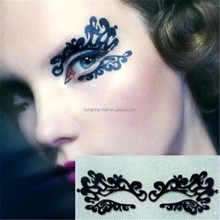 Eyeline tattoo sticker, eye temporary tattoo. Wholesale price