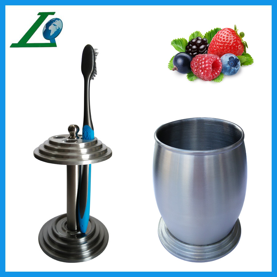 hot selling stainless steel toothbrush holder