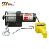 small electric winch , mini portable winch