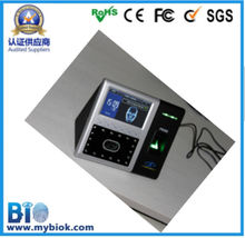 Hot Sale,Large Capacity Face scanning biometric time keeping/recorder machine for employee HF-FR302