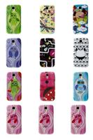 Signs Pattern Glittery Powder Glossy TPU Back Case for Samsung Galaxy S4