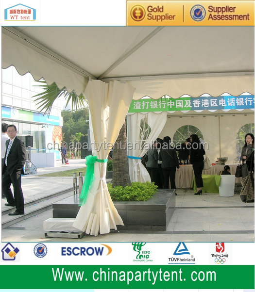 used party tents for sale luxury outdoor exhibition aluminum gazebo tent 10x10 tent wholesale canopy