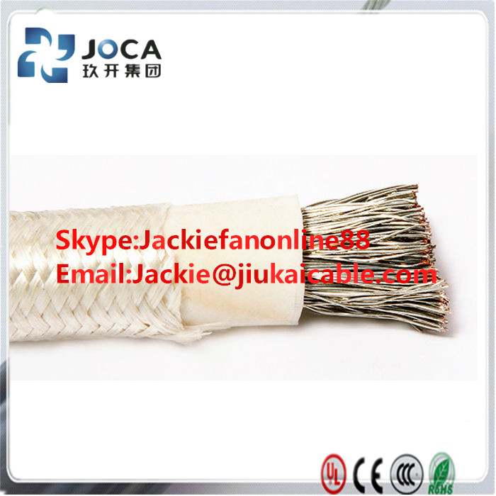 ul3132 tinned coper silicone rubber lighting wire