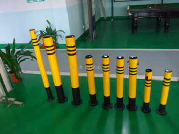 Steel Traffic Bollard/Traffic Post/Parking Bollard