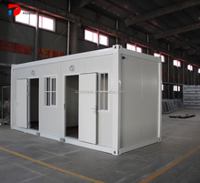 flat pack container house /office/home luxury