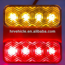 ECE/ADR LED Stop Tail Indicator Lamp /LED Combination Lights /LED Rear End Lamp with Reflector