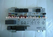 SHACMAN center eletric panel, central electric control panel, 81254446060