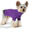 Autumn Winter Low MOQ Classic Turtleneck Four Color Clothes For Dog