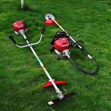 small backpack type gasonline engine grass cutting cutter machine for sale