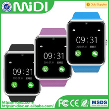 2016 New designed A9s bluetooth smart watch with heart monitor and blood pressure monitor