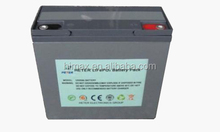 Hot selling 12v 24ah lifepo4 battery pack lead acid battery replacement