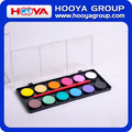 For Sale high quality for kids watercolor plastic paint box