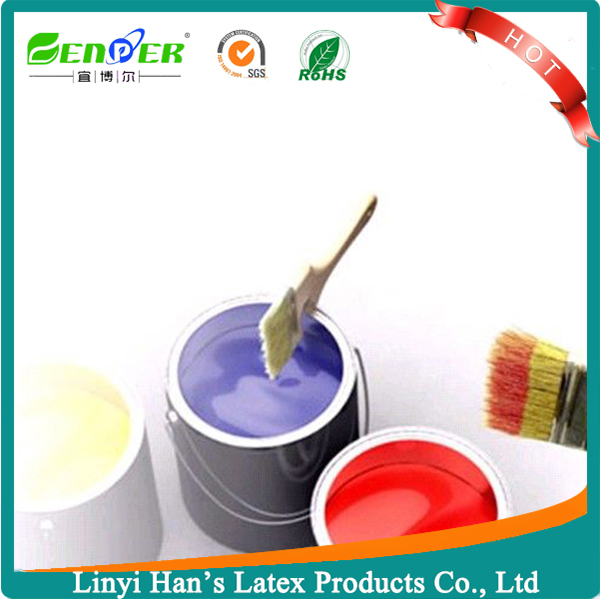 Eco-friendly building coating paint for interior wall