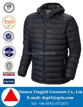 Classic Style Ultralight Wool Down Jacket Hoody Jacket Rich Men