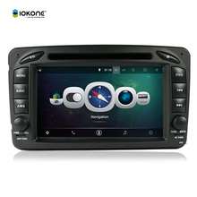 Android 4.4 quad-cores HD car gps navigation FM AM Bluetooth usb sd ipod for mercedes-BENZ W203 2003 2005 2004