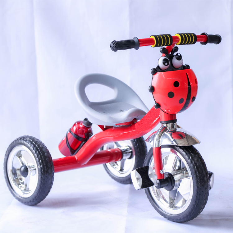 Factory supply kids steel frame tricycle for children