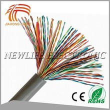 Manufacturer Price Good Quality/ 25 Pair Cat 6 Cable / CE ROHS UL