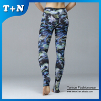 Women sport leggings fitness clothing, Slim Pants, Sublimation leggings