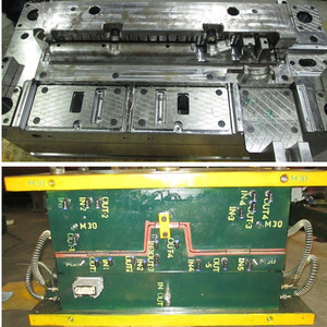 Shenzhen auto front bumper injection mold manufacturer for plastic mould