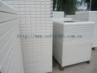 Portable cabins enclosure GRP/FRP panel in China