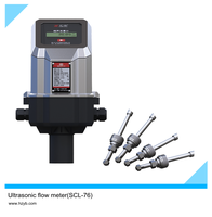 Flow Meter Ultrasonic Type for Water