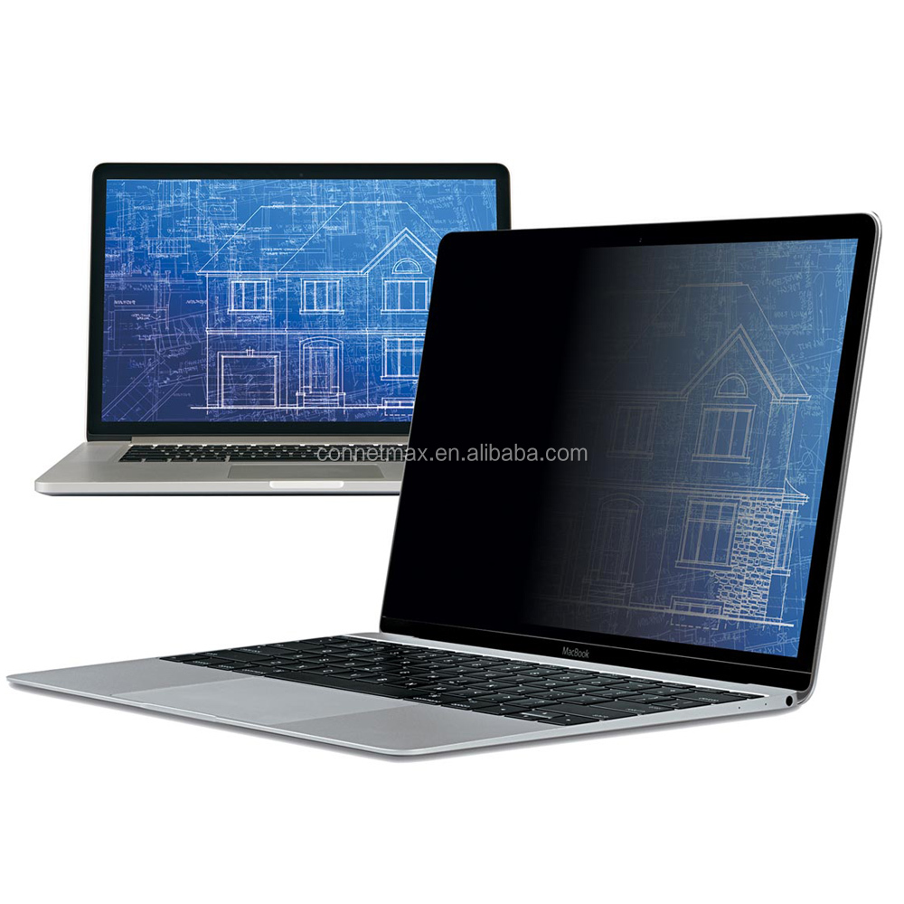 "Laptop Privacy Filter / Screen Protector for Touch-Screen Laptops, Notebooks and Macbook (10""-52"")"